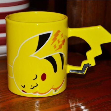Pokemon Pikachu Coffee Mug