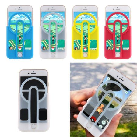 Pokemon GO Aimer Silicone Phone Case