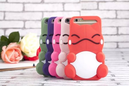 High Quality Smart Phone Case - Substitute Pokemon