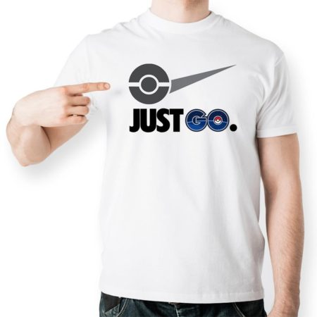 JUST GO T-shirt 3