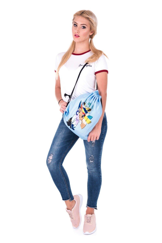 Eevee Pokemon 3d Drawstring Backpack Hippy Case