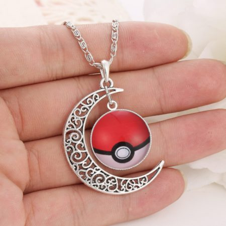 pokemon moon necklace