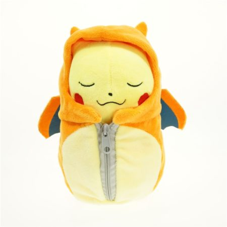 Sleeping Pikachu Plush