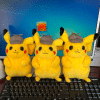 Detective Pikachu Plush | Pokémon collection 1